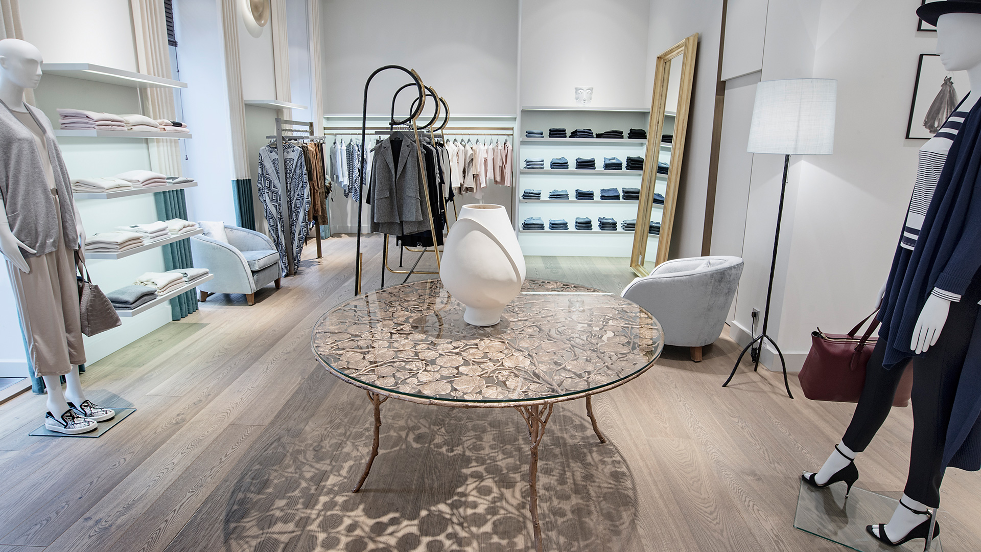 Designer In München luxury shopping in munich apropos the concept store